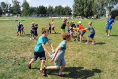 Zábavný trénink pod vedením Dana Beneše...